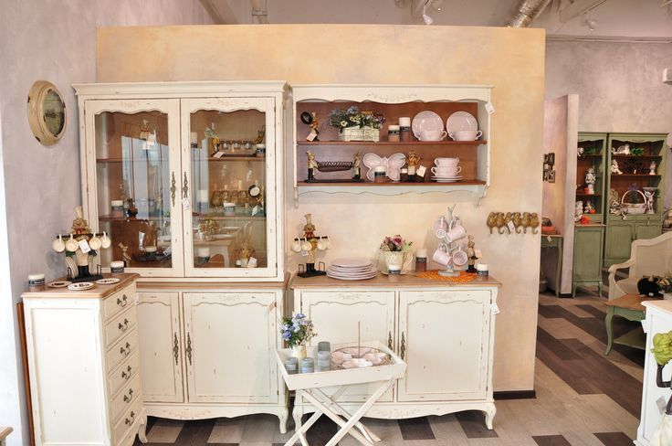 Снижение цен на коллекцию мебели прованс с кодом ST
